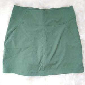 New Hiking traveling skort skirt nylon 50+ UPF